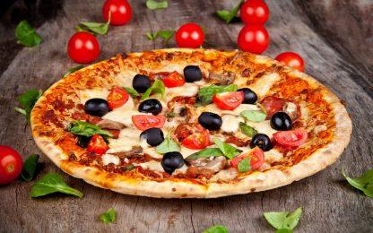 Francescana - pizzakaste, sink, seened, paprika ja Eesti juust