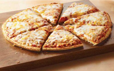 Nelja juustu pizza - Pizzakaste ja 4 erinevat juustu