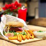 Beyond Meat Burger, Friikartulid ja Vegan kaste